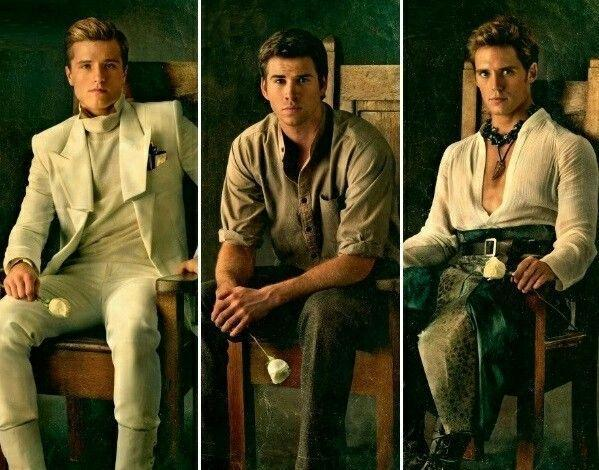 Team Peeta or Team Gale?