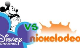 Nickelodeon vs Disney Channel!