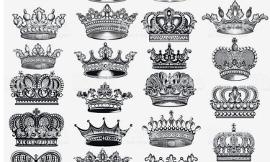 Which crown is the most beautiful?