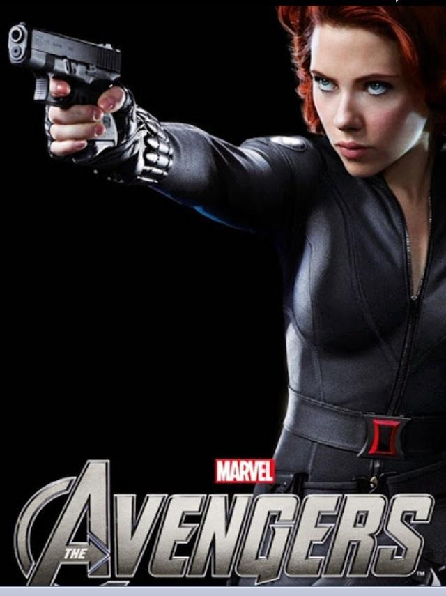 Which one do you like for black widow from avengers