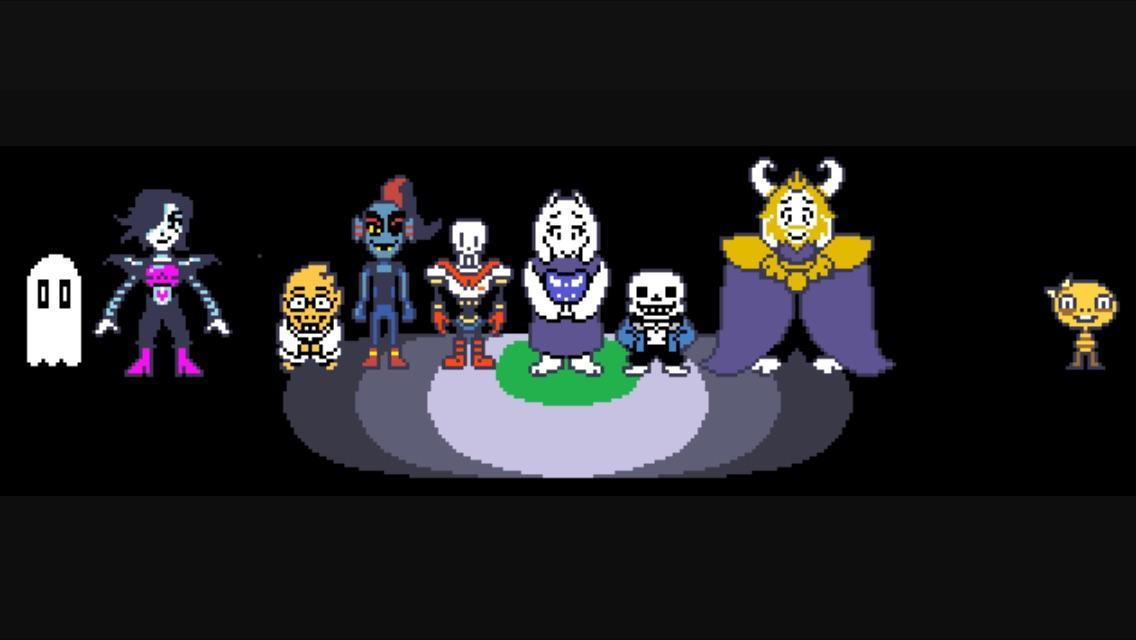 Who is your favorite Undertale character? (WARNING: Spoilers!)