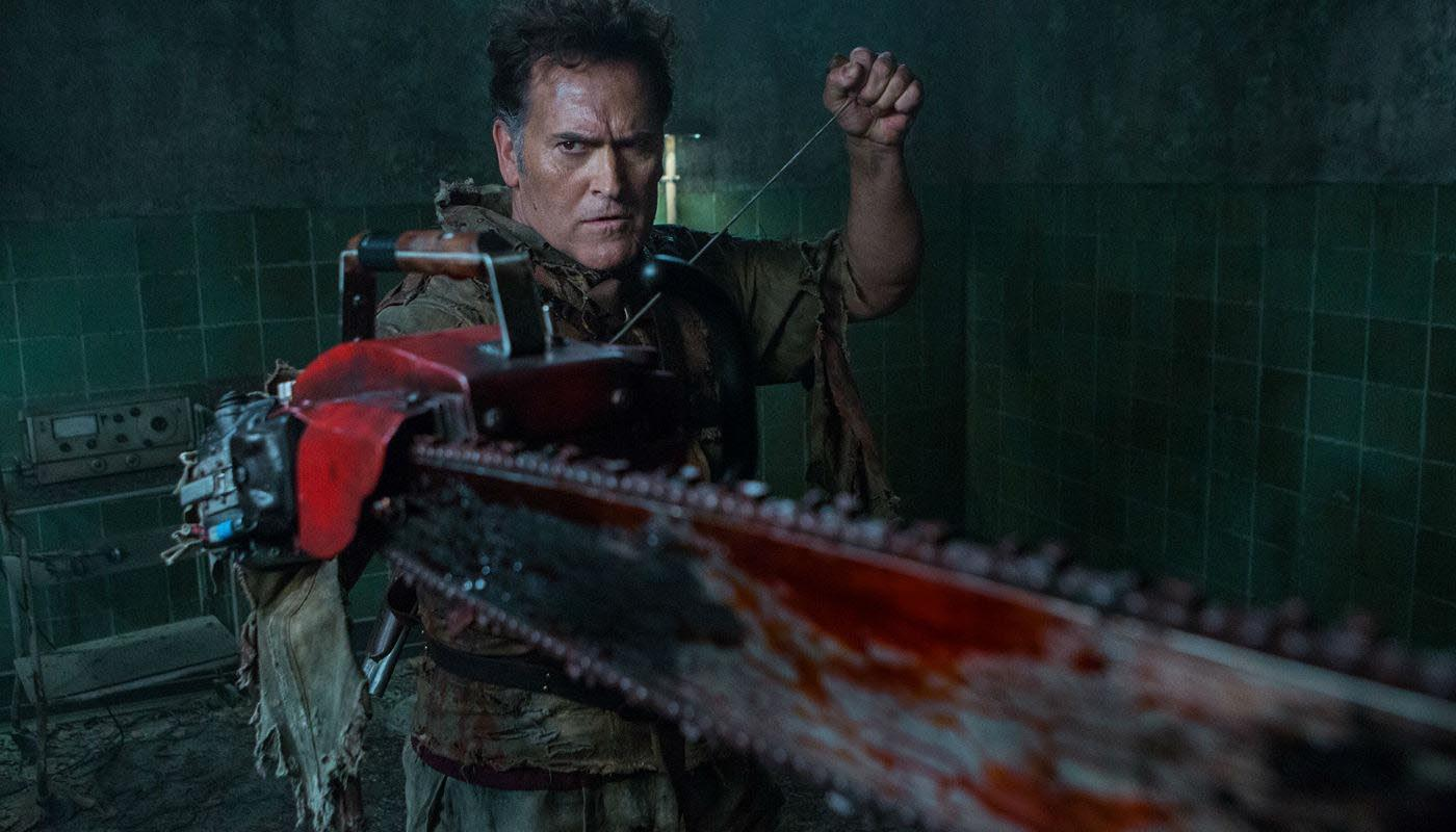 Which do prefer more: Ash vs Evil Dead TV series or Evil Dead Movie series?
