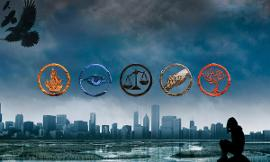 Which did you like the movie or the book of divergent?