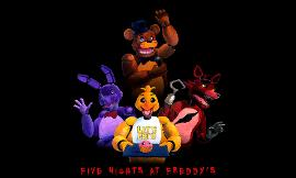 which five nights at Freddy's is your favorite