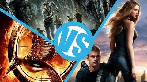 Maze runner, Divergent or Hunger Games?