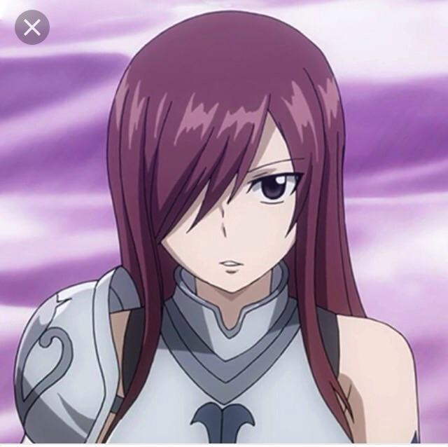Do you like the bossy, Erza Scarlet?
