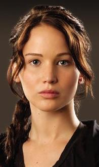 Katniss Everdeen (Without her bow and arrow)