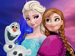 frozen and frozen fever