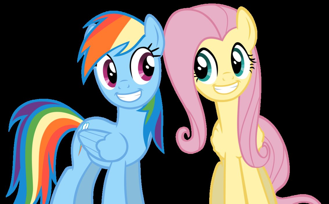 Rainbowdash or Fluttershy