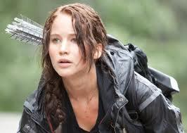 Katniss without her bow