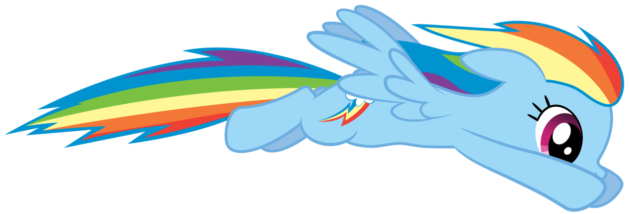 Rainbow Dash(Loyalty)