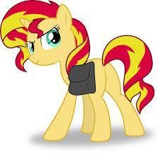 Rarity or Sunset shimmer