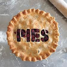 Pie (all types)