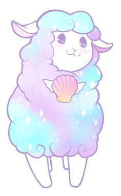 Wait, Alpaca that can swim and breath under water? KAWAII!