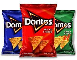 Doritos! They're sooo good!