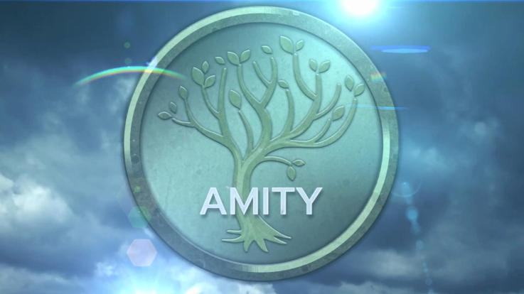 Amity the Peaceful?
