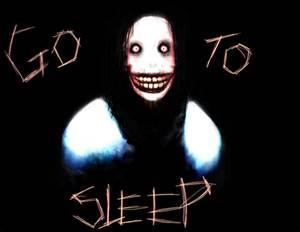 Yeah i would Jeffy!   Jeff: Good *Cuts your throat* Go to sleep...