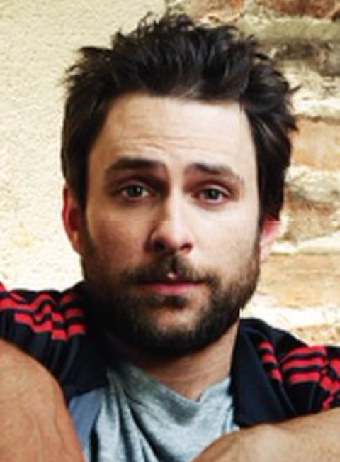 Charlie Day (Charlie Kelly and co-writer)
