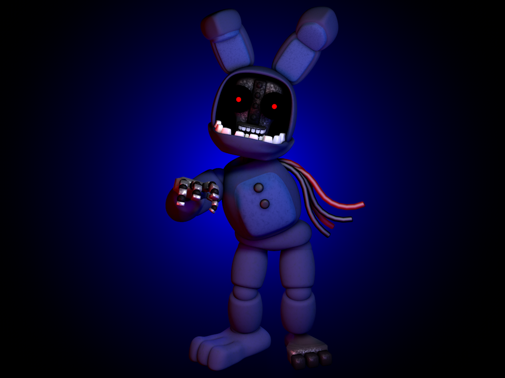 Adventure Withered Bonnie