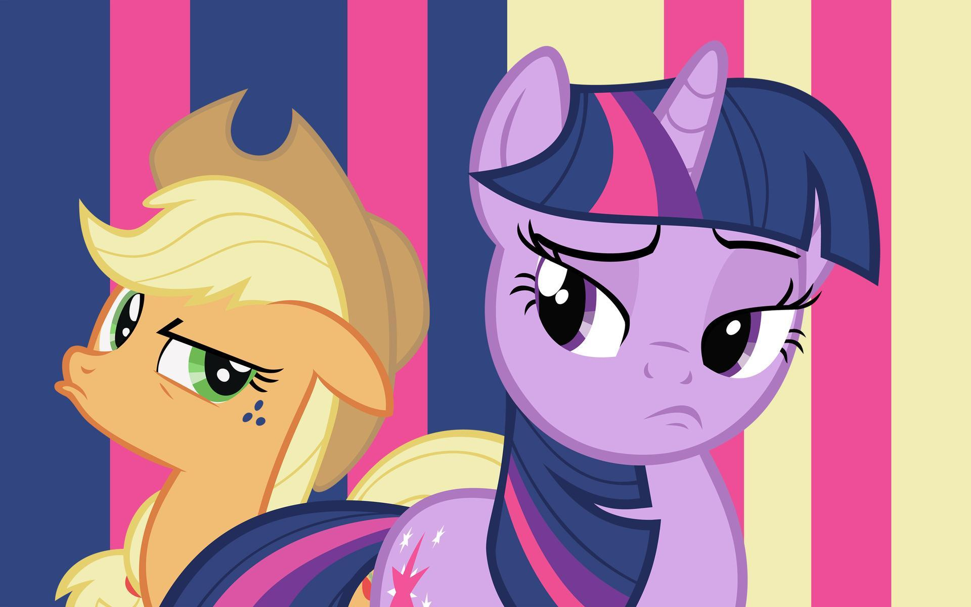 Twilight x Applejack