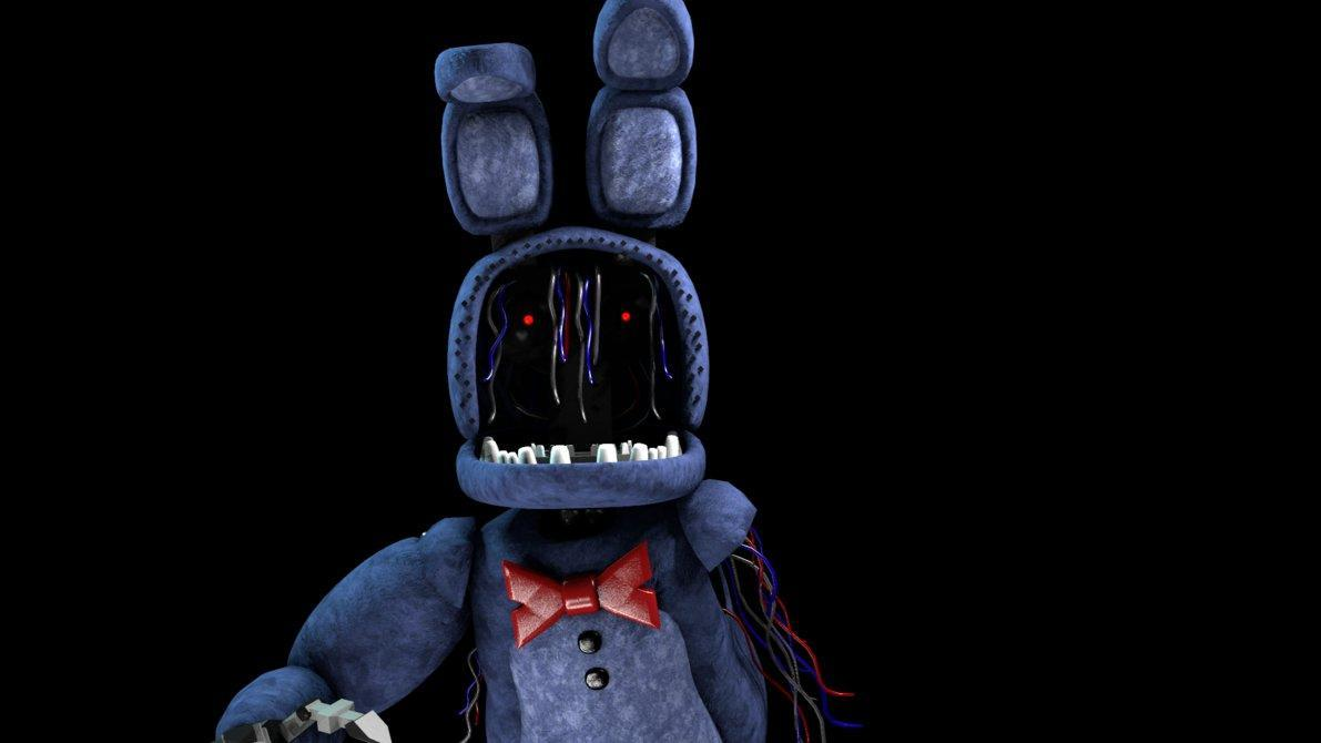 Old Bonnie/withered