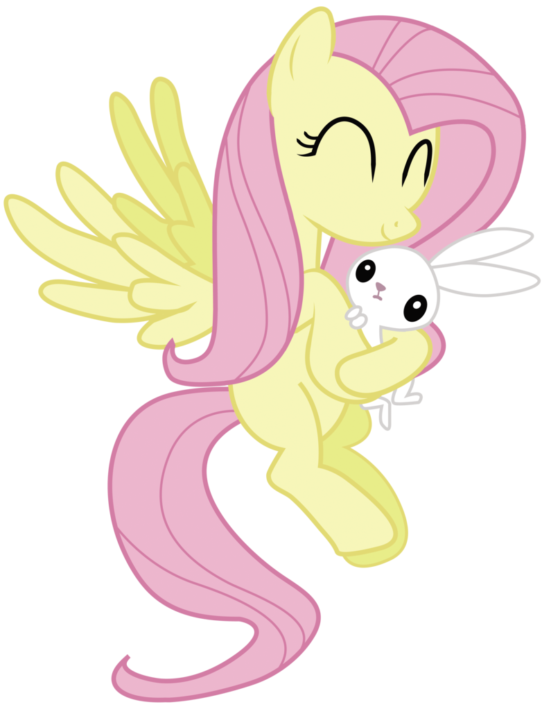fluttershy and Angel?
