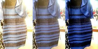 Black and Blue.This is actually the correct answer. Check this news link: http://www.wired.com/2015/02/science-one-agrees-color-
