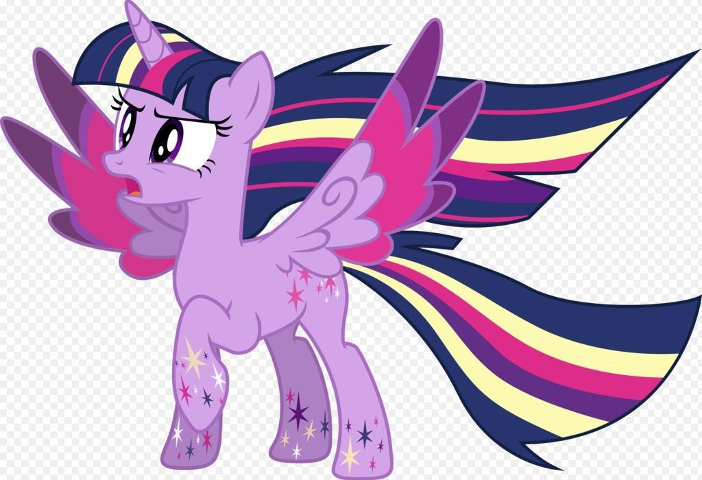 Twilight Sparkle (Original Twilight In The Show)