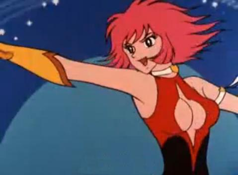 Cutey Honey 1973