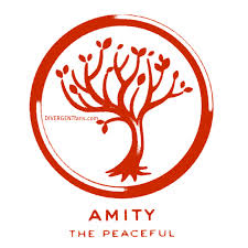 Amity- Peaceful