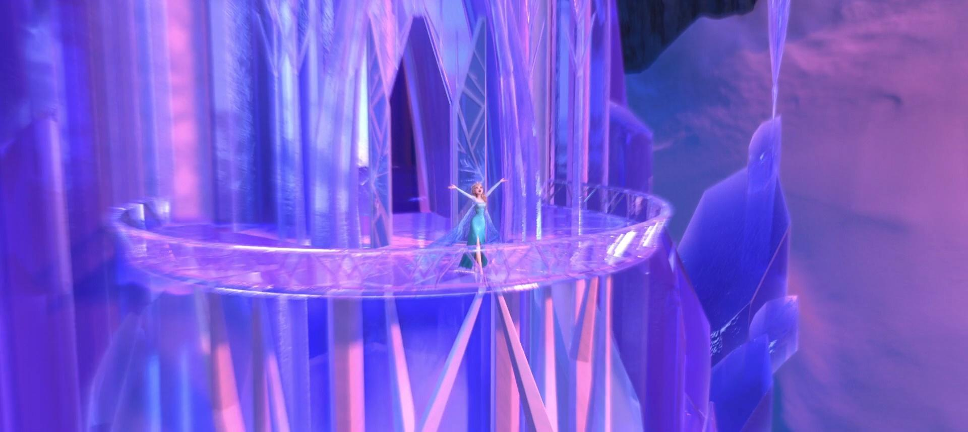 Let It Go (Queen Elsa of Arendelle)