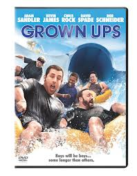 Grown ups (part one)