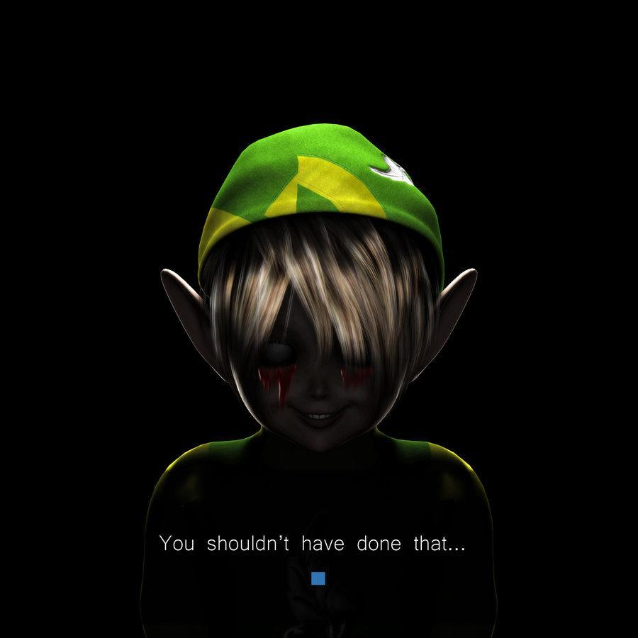 Ben Drowned Normal