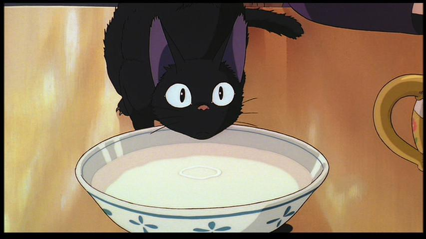 Jiji from Kiki's Delivery Service!