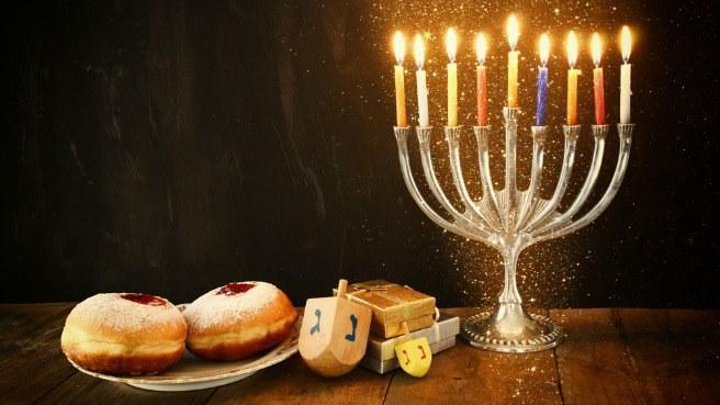 Hanukkah (Then Happy Hanukkah)