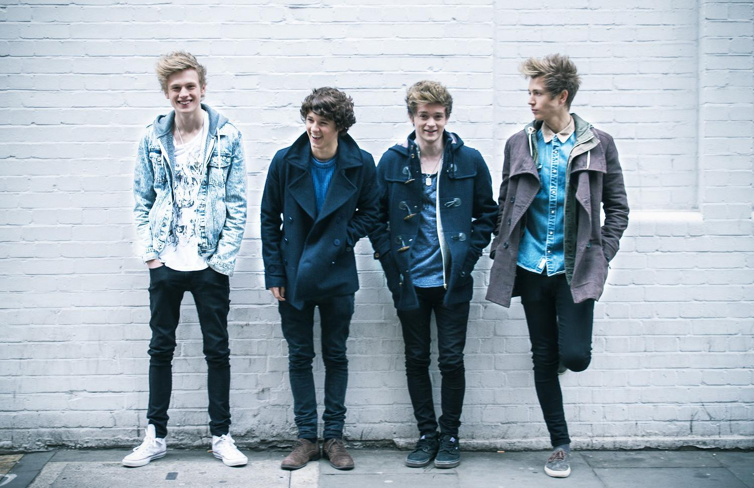 The Vamps...