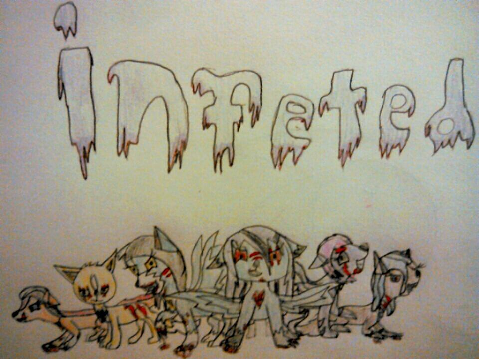 The insanity six (creepypasta ocs)