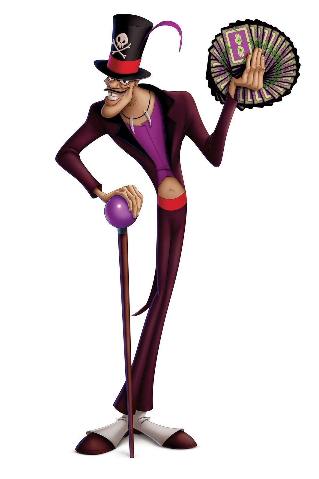 Dr Facilier (The Princess and the Frog)