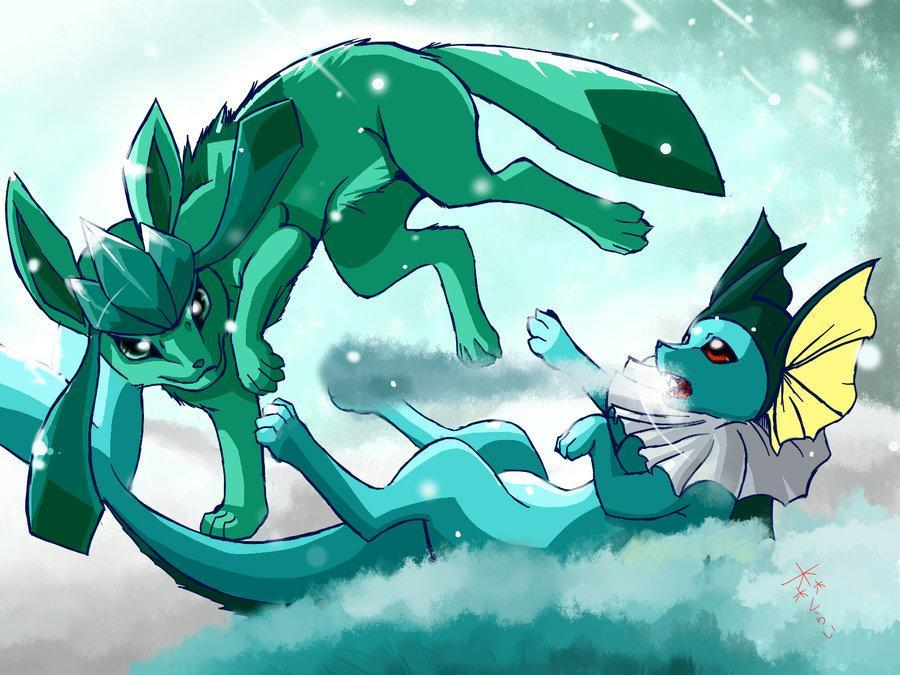 emerald glaceon