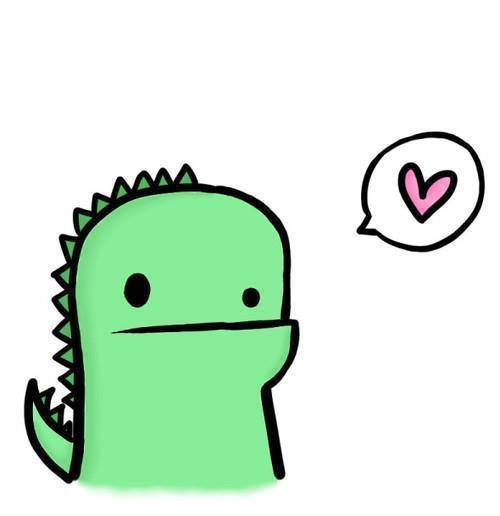 Dino loves you