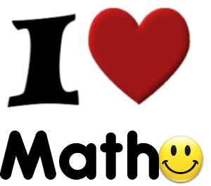 yes i love math!