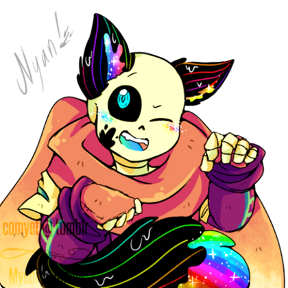 Yeah I love/like Ink Sans!<3~