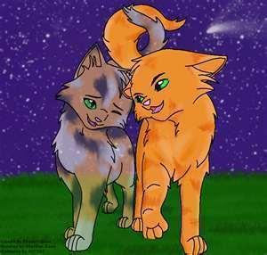 Yes! It would've been a great story between Spottedleaf's and Fireheart's love! Who cares about Sandstorm?