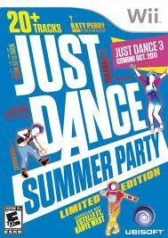 Just Dance Summer Party/Extra Songs
