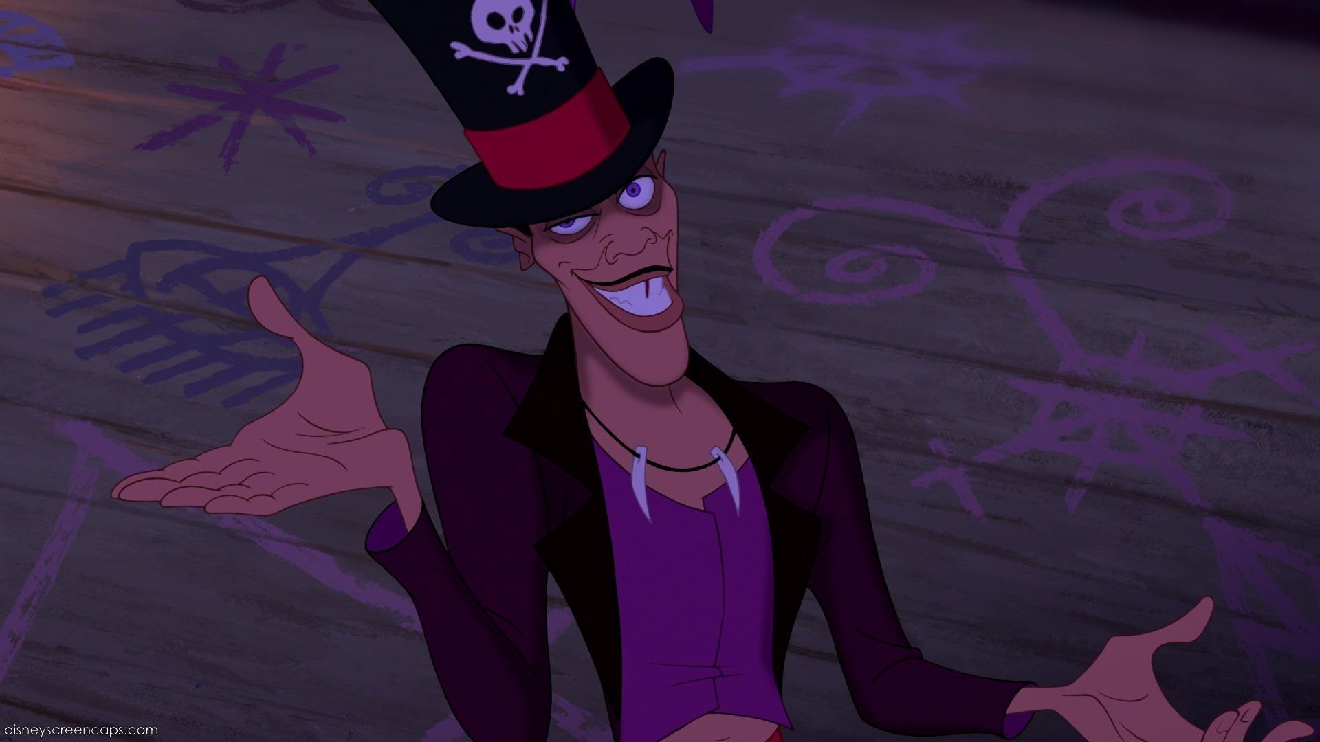 Dr. Facilier (The Princess and the Frog)