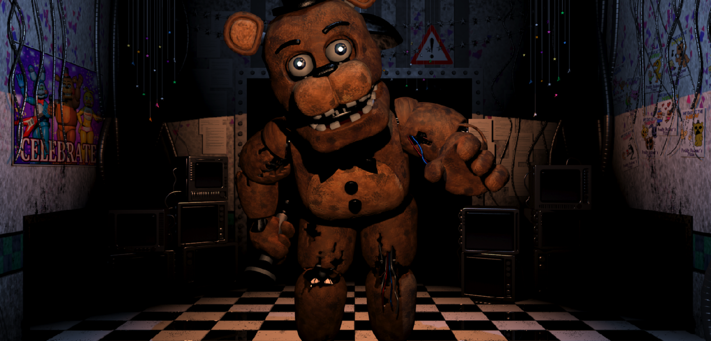 Old/Withered Freddy