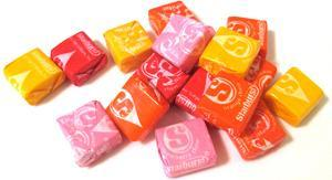 Fruit Chews/Starburst...