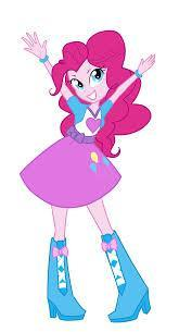 Pinkie Pie equestria girl