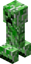 Exploding Nice Creeper