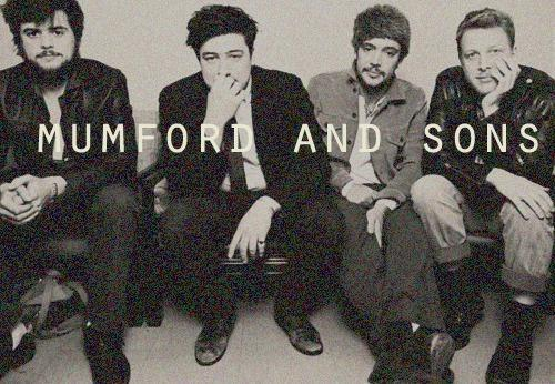 Mumford and Sons...